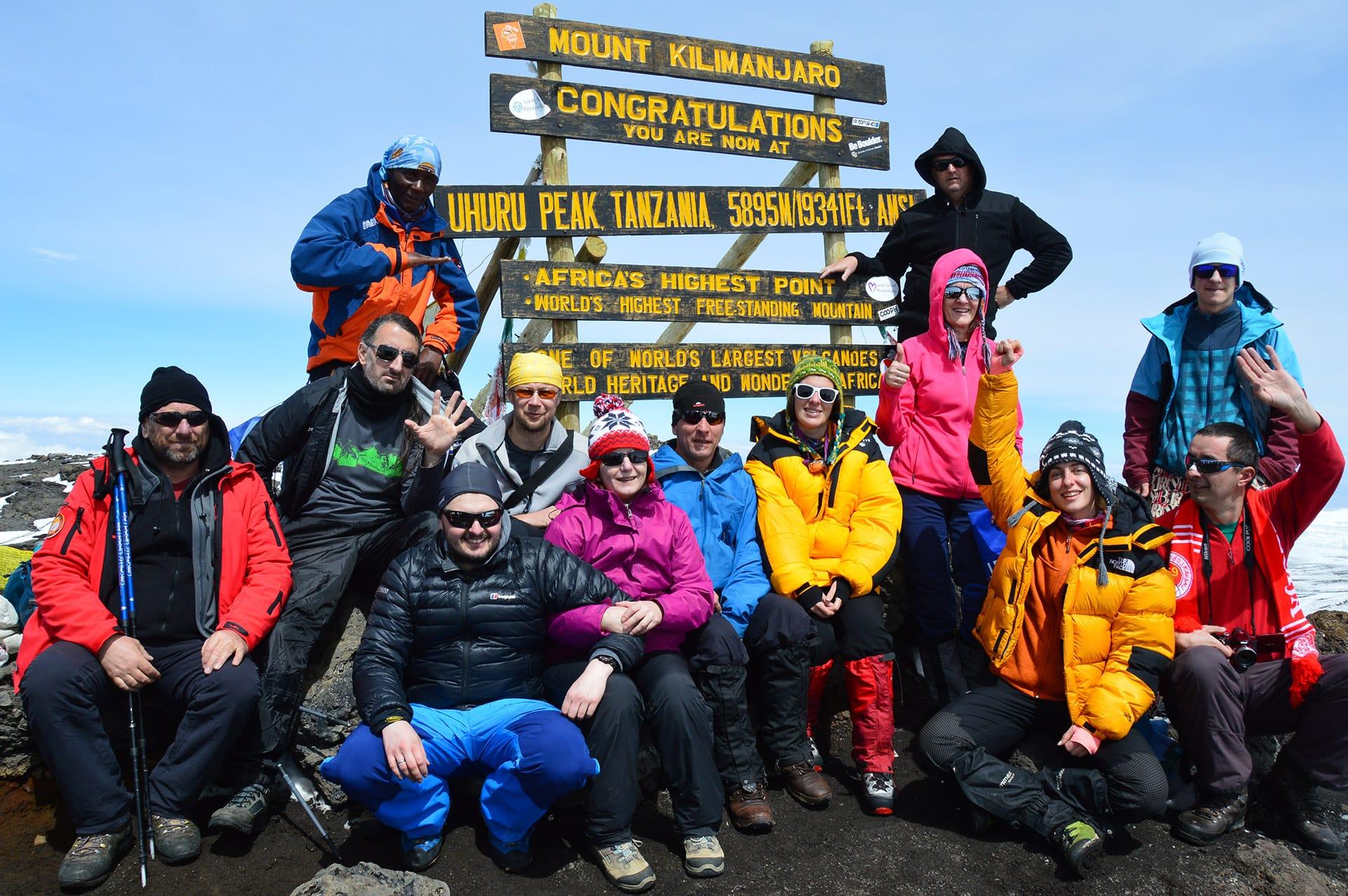 kilimanjaro kilimandzaro estadventure vrh planinarenje summit afrika avantura