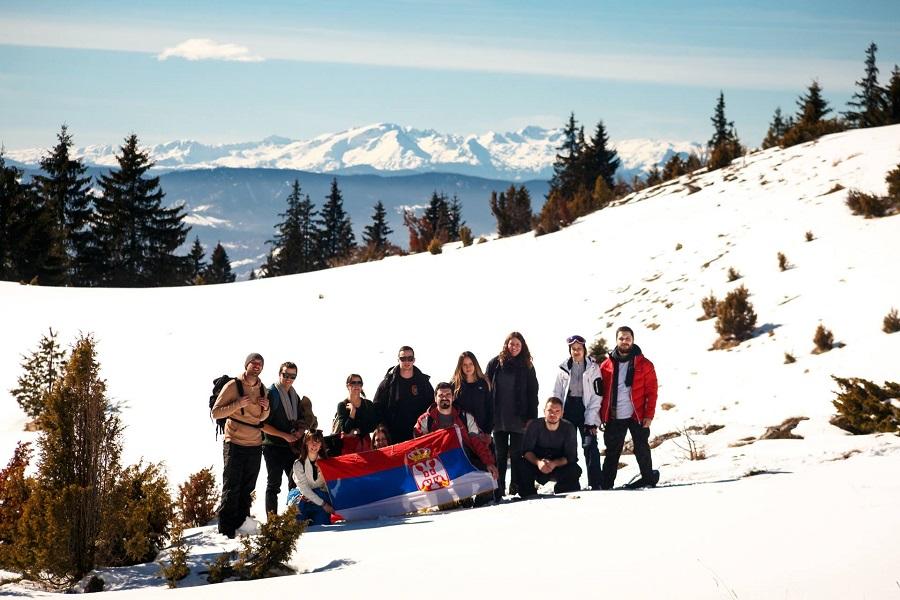 zlatar, škola skijanja