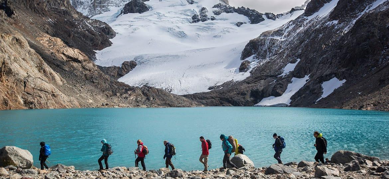 patagonija trek