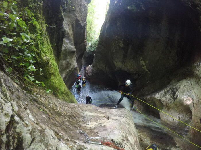 kanjon tribuće